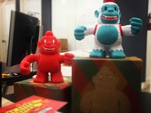 Thank you @mailchimp #ReddieFreddie #YetiFreddie