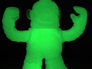 Got a glow-in-the-dark Freddie the Mail Chimp. Looks like Kryptonite! @mailchimp #mailchimp #glowinthedark #coheteboytoypics #toys #toyrevolution #toycrewbuddies #toyphotography #toypops #toyartistry #toyography #toylife #justanothertoygroup #toystagram #toyplanet #toyartistry_and_beyond #toyartistry_elite #toygroup_alliance #GlowFreddie