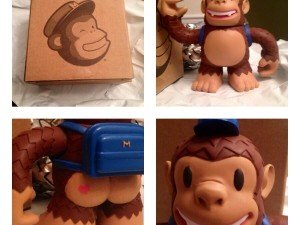 """Providing the best email marketing service would be enough, but @MailChimp also sends you toys. I love Freddie!"""