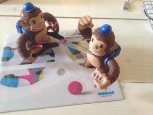"""Oh no! Our Freddie's are turning on each other! /cc @MailChimp"""
