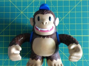 """Everybody at UCllc hq's loved the Freddie adult toy from @mailchimp. Especially our 3yo who liked the small hat"""