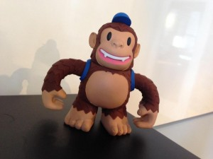 """Freddie arrived safe and sound today. Thanks @MailChimp!"""