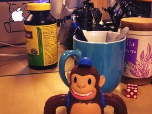 """@mailchimp – Thanks! Here's Freddie's new home @tapastic. #mailchimp #tapastic"""