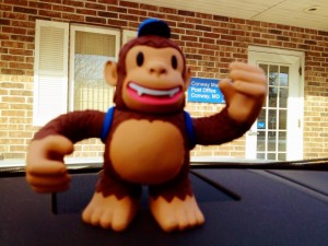 """Look what @MailChimp sent me today! LOVE my Freddie!! :D http://t.co/JinRqOHB3i"""