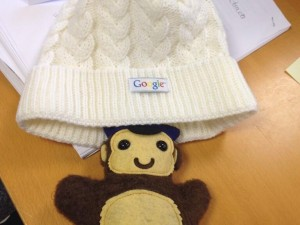 """@MailChimp Freddie needs a mail chimp hat"""