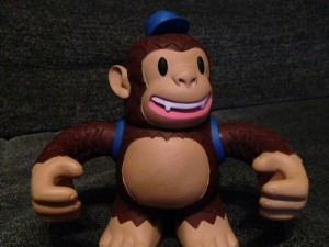 """Meet my very own mister Freddie! With a big thank you to the guys at @MailChimp !"""