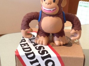 """Vinyl Freddie just arrived! Thanks, @MailChimp!"""
