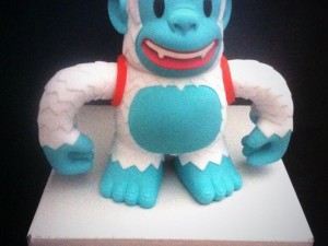 """Thanks @MailChimp. Yeti Freddie has arrived and is settling in quite nicely."""