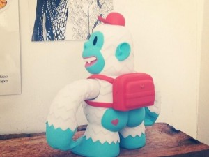 """My yeti Freddie from #mailchimp has just arrived! http://t.co/EO5saBepeu"""