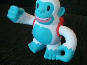 """Thank you @MailChimp ;) Freddie is at home… Amazing. I'm very happy!"""