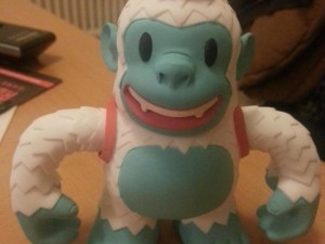 """Thanks for my Yeti Freddie @MailChimp :)"""