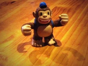 """Thanks @MailChimp for Freddie. Will live on my desk once I tidy it."""