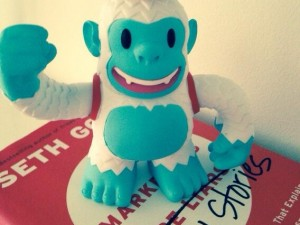 """Thank you @MailChimp ! Freddie is here and will put together some awesome #newsletters #emailmarketing #marketing"""