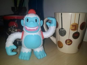 """Say hi to Freddie from @MailChimp! :)"""
