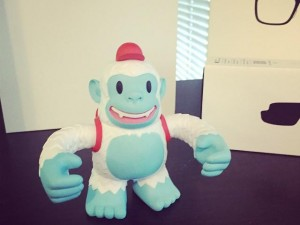 """We need @GoogleGlass for Yeti Freddie @MailChimp #GoogleGlass #mailkimp cc @muntzen"""