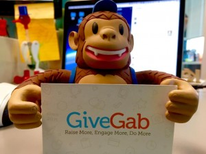 """Thanks to @MailChimp for our very own Classic Freddie! He's no longer mint-in-box , but we still think he's valuable"""
