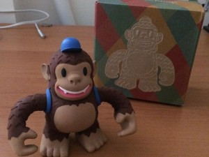 """Freddie made it all the way down under! Great delivery to celebrate starting holidays – thanks @mailchimp & @replyall"""