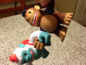 """""""Super excited for Reddie Freddie to join my barrel full of monkeys! @MailChimp @replyall"""""""