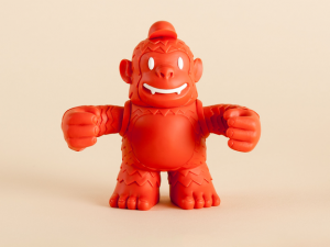 """So after classic #mailchimp freddie  and yeti freddie, it's now reddie freddie. It' looking quite reddie indeed."""