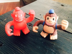 """Psyched to get my Reddie Freddie to go with my original. @MailChimp @replyall"""