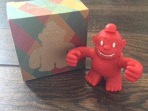 """Thanks @MailChimp for the awesome Reddie Freddie and @replyall for the heads up!!"""