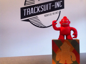 """""""Our very own Freddie has finally arrived at HQ! Thanks @MailChimp! https://t.co/b67GCGhD1E #Play"""""""