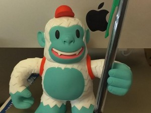"""""""@MailChimp @replyall Thank you! Freddie is always ready to hand me a pencil 😛"""""""