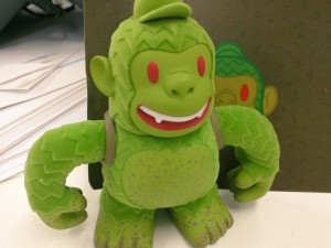 """""""Awesome @MailChimp Freddie figure! #mailkimp"""""""
