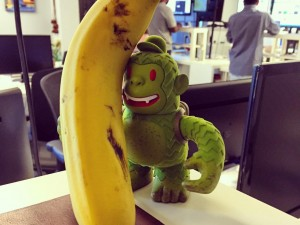 Thanks @MailChimp for the #swampfreddie!