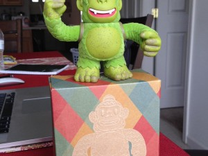 @MailChimp You freaking rock! I love Swamp Freddie!