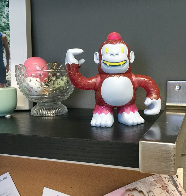 my-new-mailchimp-freddie-arrived-today-hes-keeping-me-company-at-my-new-standing-desk-ohhaaayyy-httpst-cos38cmnjrkk