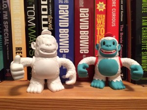 My original Freddie is so happy to have a new buddy! Thanks