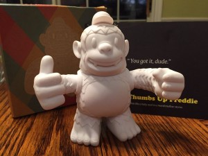 Thanks @replyall for the @MailChimp freedie. 👍🏽