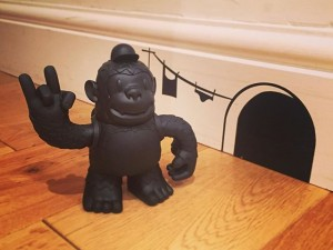 Finally got moved into my new pad, just done a bit of washing, knackered, off to bed #mailchimp #mailchimpfreddie #rockonfreddie